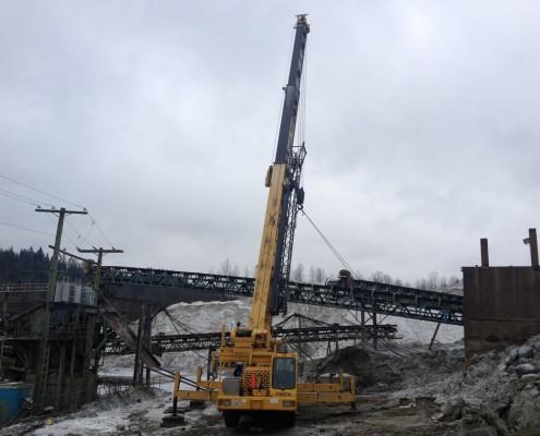 _0001_Quarry Conveyor Install
