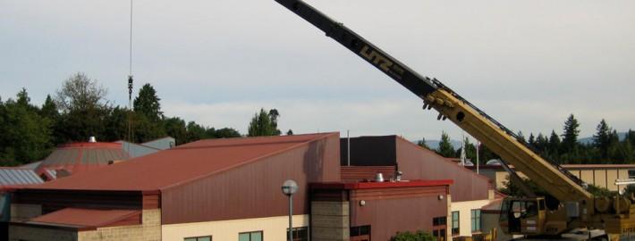 Air Unit Installation