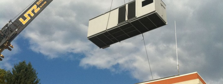 Hoisting Air Unit